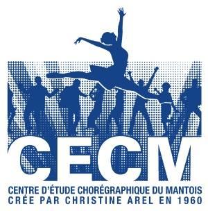 logo CECM Ecole de danse
